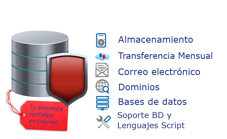 Plan de hosting especializado